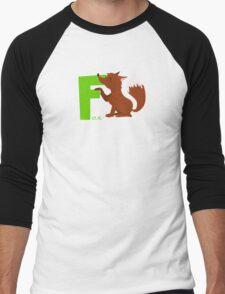 f for fox Men's Baseball ¾ T-Shirt