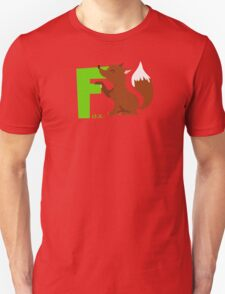 f for fox T-Shirt