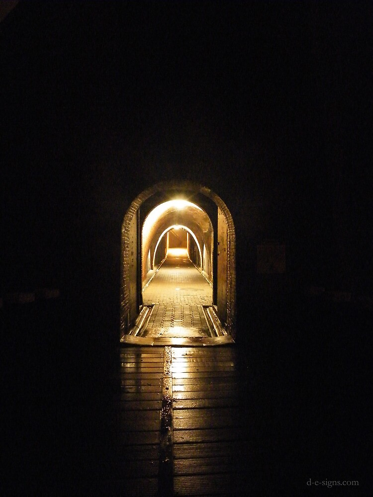 TWO TUNNEL by RED-RABBIT