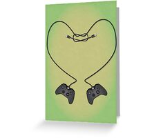 XBox One Love Greeting Card
