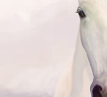 Gentle Horse by Lenap