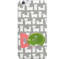 d for dragon iPhone Case/Skin