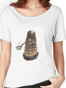 Eg..egg...s...? The Broken Dalek Women's Relaxed Fit T-Shirt