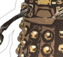 Eg..egg...s...? The Broken Dalek Sticker