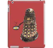 Eg..egg...s...? The Broken Dalek iPad Case/Skin