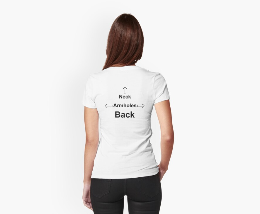 Tee for the easily confused by missmoneypenny