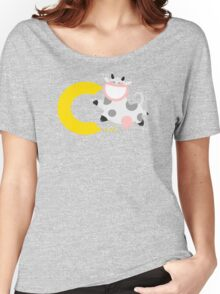 c for cow Women's Relaxed Fit T-Shirt