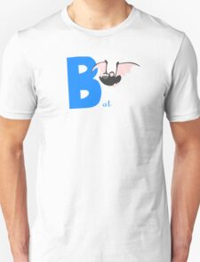 b for bat Unisex T-Shirt
