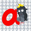 a for ape by alapapaju