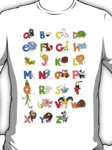 ABC (english) T-Shirt