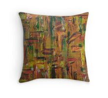 Signpost Throw Pillow