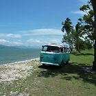 A Kombi in Paradise by ceejay87