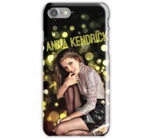 Anna Kendrick Lights iPhone Case/Skin