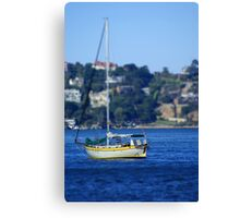Sail Canvas Print