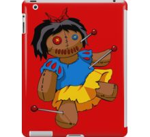 Snow White Voodoo Doll  iPad Case/Skin