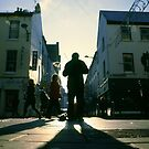 fiddler on marlboro street by rorycobbe