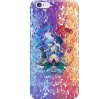 Pokemon XY Mega Evolutions iPhone Case/Skin