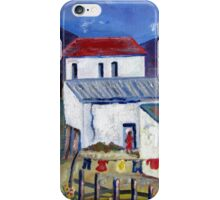 There once was a place... iPhone Case/Skin