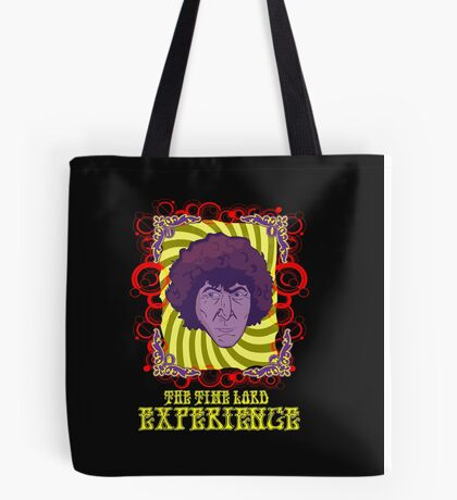 The Time Lord Experience Tote Bag