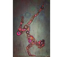 Yoga Art 2 Photographic Print