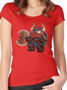 Dwarf Women's Fitted Scoop T-Shirt