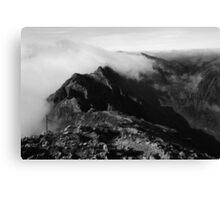 Aonach Eagach Ridge Canvas Print