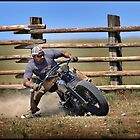 KnuckleHead Rodeo by Jeff Cochran