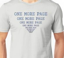 One More Page Unisex T-Shirt