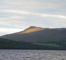 mountain view by james  lovatt