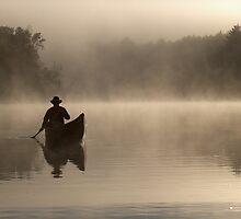 Madawaska Morning by LouiseLafleur