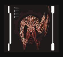 Alien Alpha Scan by SamMcGorry
