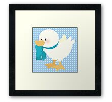 duck (male) Framed Print