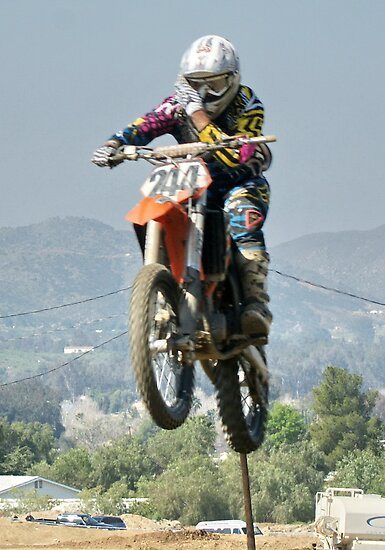 Time for a fresh look; Perris, MX Rider #244; Lei Hedger Photography All Rights Reserved by leih2008