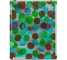 Quilled Paper Series 4 iPad Case/Skin