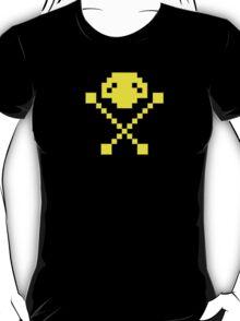 Frogger Skull  T-Shirt