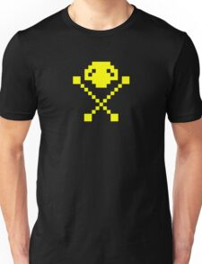Frogger Skull  Unisex T-Shirt