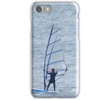 Catching the Wind iPhone Case/Skin