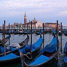 Venice  View on San Giorgio Maggiore by 29Breizh33