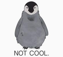 Not Cool Penguin T-Shirt