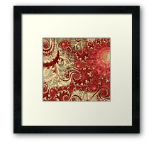 Exquisite Sepia Carolyn Image 4 + Parameters Framed Print