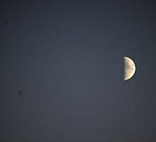 September Moon by LouiseLafleur