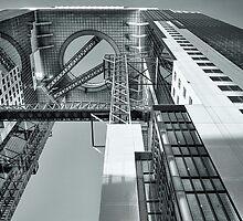 Sky Building by Christophe Mespoulede