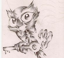 Owl by MattieLynch