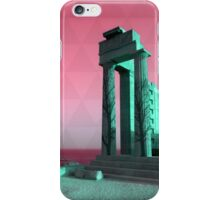 The View From The Acropolis  iPhone Case/Skin