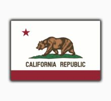 Californian Flag, Flag of California, California Republic, America, The Bear Flag, State flags of America, American, USA Kids Clothes