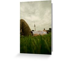 Spiked by Alexanderplatz TV Tower Greeting Card