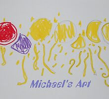 Michael's Art by Jonice