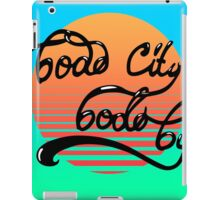 Bodø City Summer iPad Case/Skin