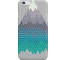 Many Mountains iPhone Case/Skin
