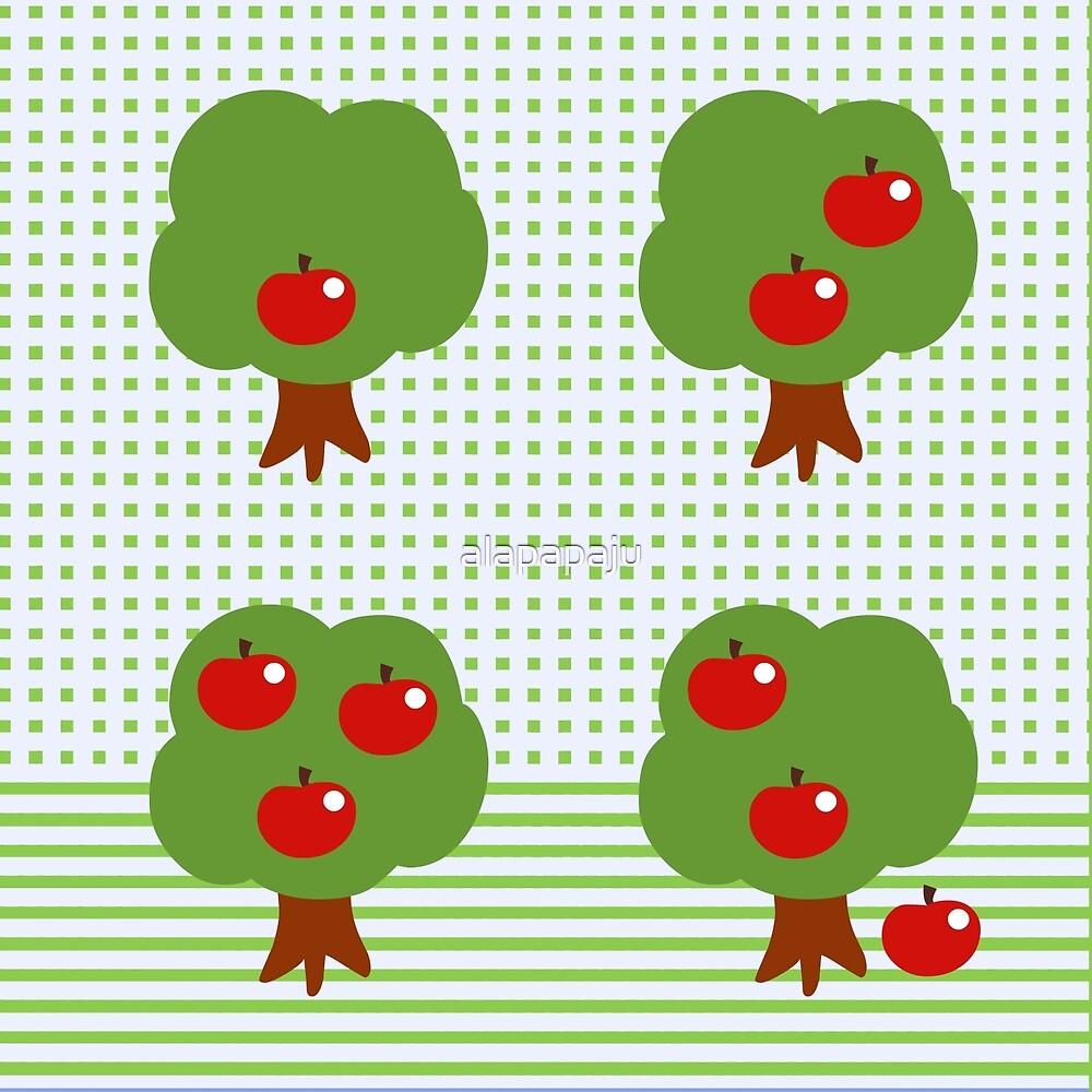 Newton's apples by alapapaju